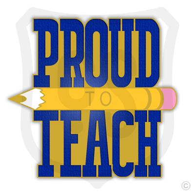 Proud to Teach