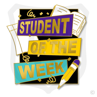 Student of the Week (Pencil)