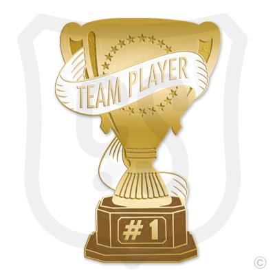 Team Player #1 (trophy)