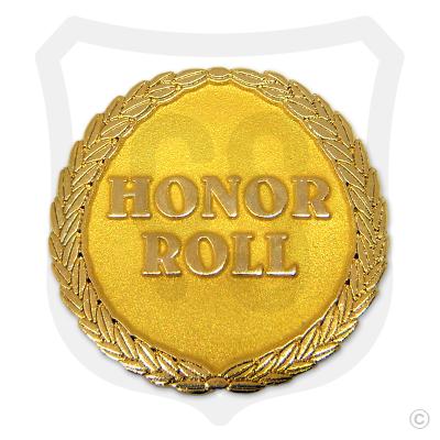 Honor Roll w/ Laurel Wreath