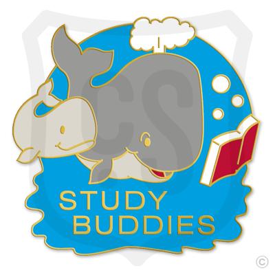 Study Buddies (whales)