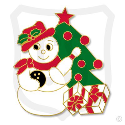 Bowling Snowman