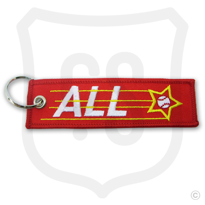 ALL STAR Bag Tag