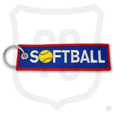 Softball Bag Tag