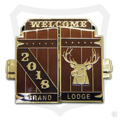 Welcome 2018 Grand Lodge San Antonio, TX - Elks 154th