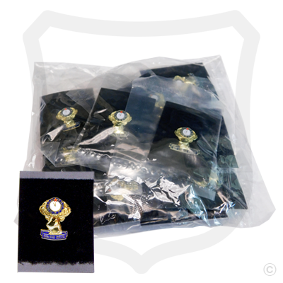 Elks Boxed Officer Set in Bag