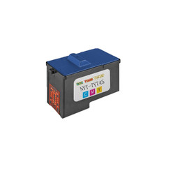 1 Pack (Color) Remanufactured (Series 2) DELL 7Y745 Color Ink Cartridges for Dell A940 and A960 Printers