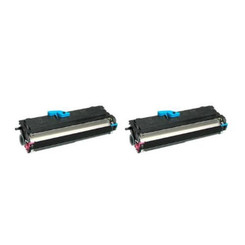 2 Pack: Dell 1125 Compatible Brand Toner Cartridge For Use With Dell 1125 Multifunction Laser Printers - 2K Page Yield Per Cartridge - 4K Total For Package Of 2 Cartridges