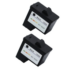 2 Pack Compatible T0529 Black Ink Cartridge For Dell Printer A920 & Dell Printer 720