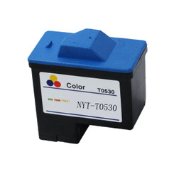 1 Pack Compatible T0530 Color Ink Cartridge For Dell Printer A920 & Dell Printer 720