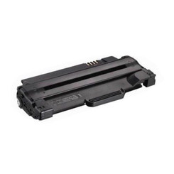 1PK Dell 330-9523 Compatible Black Toner for Dell 1130 1133 1135(Toner Ctg, Black, Y=2.5k)