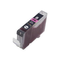 1 Chipped Compatible Canon CLI-8PM Ink Cartridges for Canon Pixma MX700 Printer