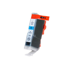1 Pack Canon TY3/3e/5/6C (BCI3e/BCI6) Compatible Inkjet/Ink Cartridges Combo (One: TY3-3eC)