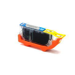 1 Pack Compatible Canon CLI-226 Cyan for use with Canon PIXMA series. Ink Cartridges for inkjet printers. CLI-526BK Blake Printing Supply