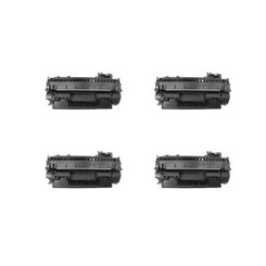 4 Pack Canon 119 (3479B001) Toner Cartridge Compatible LY-3479B001-119 - Black 2300 Yield