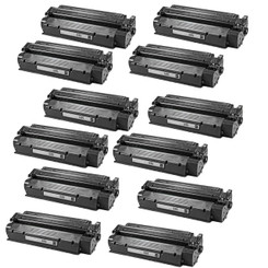 12PK Canon FX-3 Compatible Black Toner Cartridge