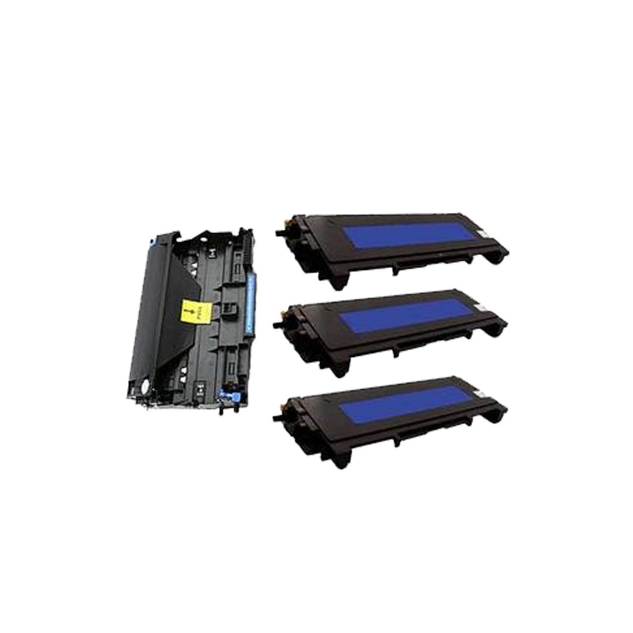 2 TN360 Toner Cartridge+DR360 Drum For Brother HL-2140 2170W MFC-7340 MFC-7840W