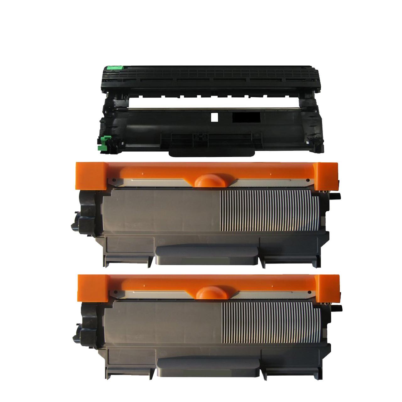 New Compatible DR510 /& TN570 Toner /& Drum Cartridge For Brother HL-2240 HL-2240