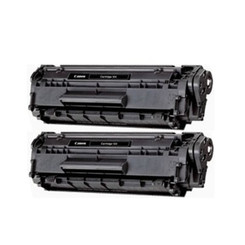 1 X New Compatible 104 Black Laser Toner Cartridge for Canon Printers (2 Pack)