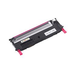 1PK 330-3014 330-3580 Compatible Magenta Toner for Dell 1230 1230C 1235 1235CN(Toner Ctg, Magenta, Y=1k)