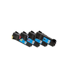 More buying choices for (2,500 Pages) High Yield (B, C, M, Y) Compatible Dell 2130cn, 2135cn Color Laser Toner Cartridges Combo