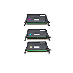 3 Pack of Remanufactured Cartridges to Replace Dell 2145 High Yield C M Y 5000 Toner Cartridges for the 2145cn Printer-Tricolor