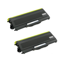 (2 Pack) TN360 Laser Printer Toner Cartridge compatible with Brother MFC-7340, 2600 Page Yield