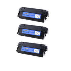 (3 Pack) compatible with Brother TN430 Black Toner Cartridge