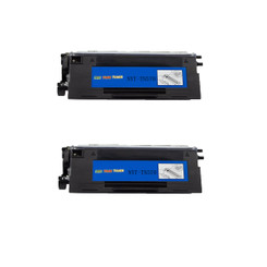 (2 Pack)Compatible With Brother TN570 Compatible Black Toner Cartridge