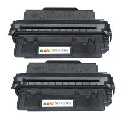 """(2 Pack) HP Compatible C4096A HP 96A Laser Toner Cartridge, 5,000 Pages, Black"""