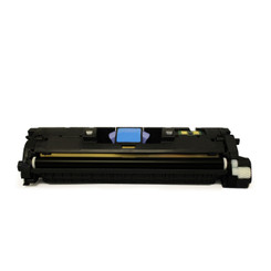 1 Pack Compatible Cyan toner cartridge (Q3961A and C9701A) 4K page yield