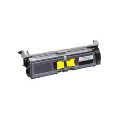 1 Pack Xerox 113R00690 Compatible Yellow High Yield 1.5k Toner Cartridge for Phaser 6115, 6120 BY SOL
