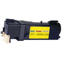 1 Compatible Toner Cartridge Pack of 1 Yellow toner) to replace Xerox 106R01280