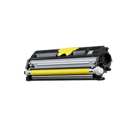1 Pack Compatible Konica Minolta A0V30HF Yellow Toner Cartridge for MagiColor 1600W 1680MF