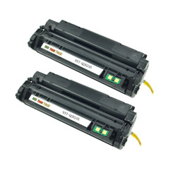 (2 Pack) For HP Q2624X Compatible High Yield Black Toner Cartridge
