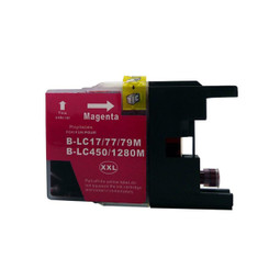 1pk - Generic Compatible Ink Cartridge Replacements for Brother LC79M, Magenta; MFC-J5910DW J6510DW 710DW