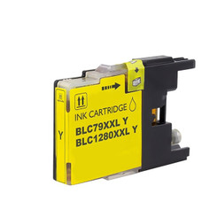 1pk - Generic Compatible Ink Cartridge Replacements for Brother LC79Y, Yellow; MFC-J5910DW J6510DW 710DW