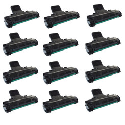 (12 Pack) Xerox 106R01159 Compatible Black Toner