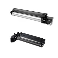 2-Pack Compatible Samsung SCX-6320D8 Toner and SCX-6320 D Drum Cartridge for Samsung SCX-6220, Samsung SCX-6320F