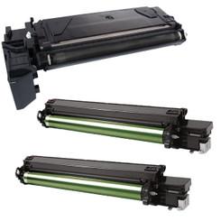 Compatible Samsung 2x SCX-6320D8 Toner Unit and SCX-6320 D Drum - 3PK