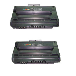 (2 Pack) Xerox 113R00667 Compatible Black Toner Cartridge