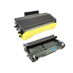 More buying choices for High Yield Toner and Drum Cartridge Compatible with Brother TN360 + DR360 - 2 Pack - Black