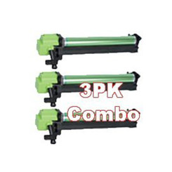(3 Pack) Xerox Compatible 13R551 13R-551 13R00551 Laser Toner Drum, 18,000 Pages, Black