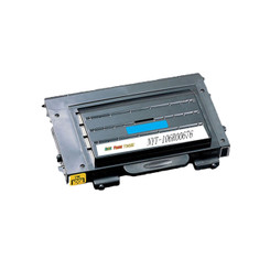 1 Pack 106R00676 Xerox 6100 Premium Quality Re-Manufactured Toner Cartridge - Cyan - High Yield(5000)