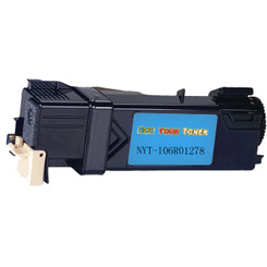 1 Compatible Toner Cartridge Pack of 1 Cyan toner to replace Xerox 106R01278