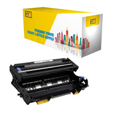 Black, 3 - Pack Supply Spot Compatible Toner Cartridge Replacement for Brother TN650 TN-650 1 DR620 Drum Unit