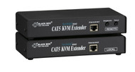 Black Box KVM Extender, VGA, PS/2, Single-Access , CATx ACU1001A