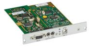 Black Box KVM Transmitter,Audio,RS232,USB 2.0(36MPBS),Expansion Card,Mod Ext ACX1MT-ARE