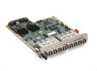 Black Box KVM Matrix Switch, 8 Port I/O Card, SFP's Populated SM Fiber ACXIO8-SM