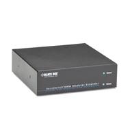 Black Box DKM Modulare Extender Housing, 2 Slot w/Power Supply ACXMODH2-R2